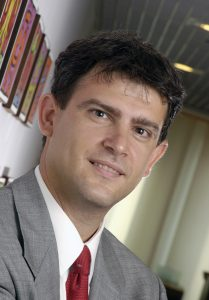 Paolo Delgrosso sales manager HP