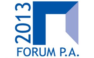 Forum PA 2013
