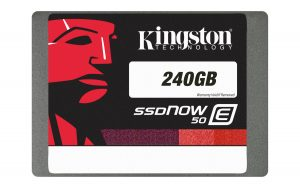 Kingston Technology SSD E50