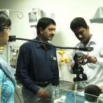 Manipal University Hospital and Xerox Remote Sensing