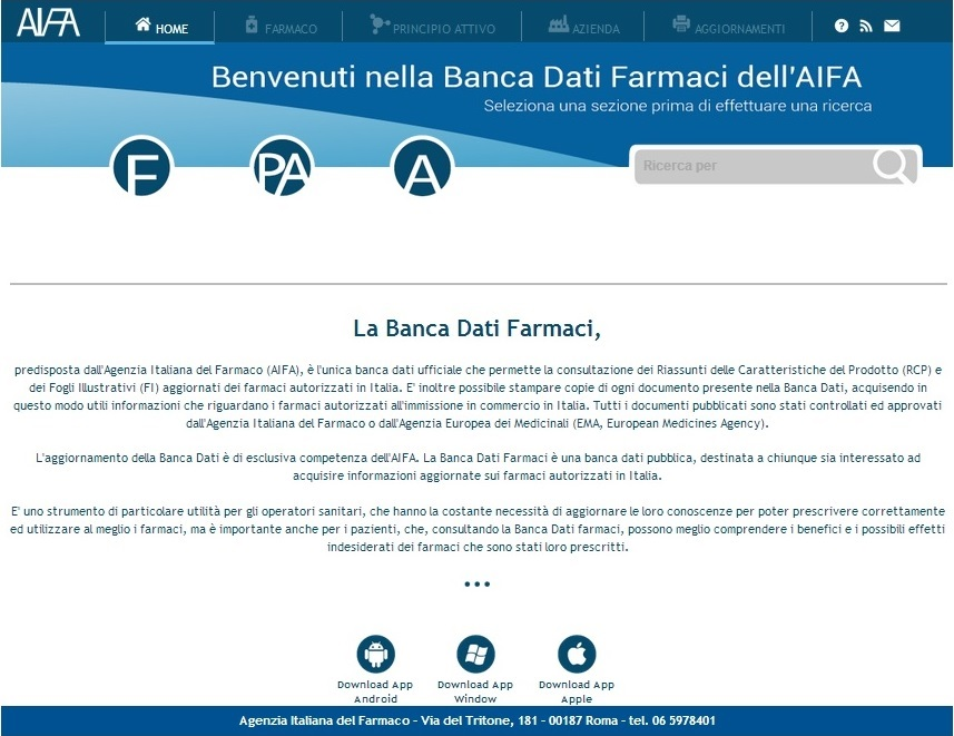 BDF - Homepage