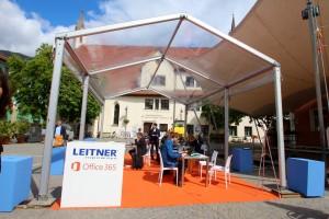 L'ufficio a cielo aperto - Bolzano_Microsoft e Leitner