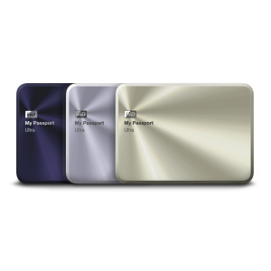 My Passport Ultra_metal all colors stacked_HigRes