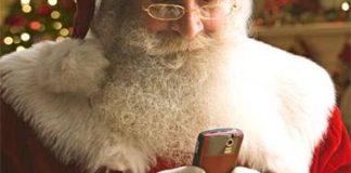 babbo-natale-phone