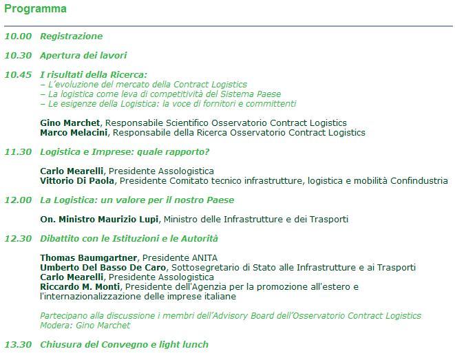 Programma evento_Osservatorio Logistica
