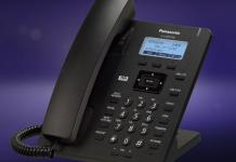 panasonic telefono IP