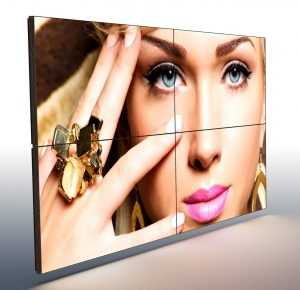 X555UNS videowall display_nec