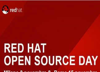 Open Source Day di Red Hat
