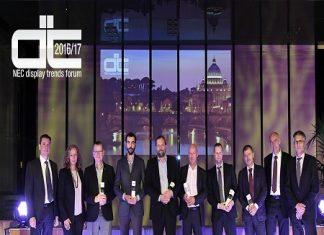 Trends Forum 2016_Awards_Rome