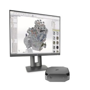 HP Z2 Mini Workstation (con display)