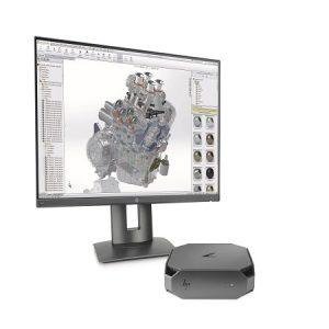 HP Z2 Mini Workstation (con display)