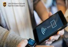 High tech shoppers survey UPS