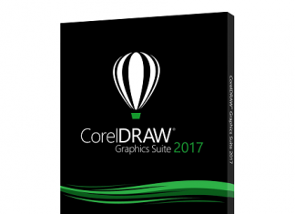 CorelDRAW 2017_Boxshot