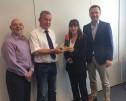 Avnet-Abacus_Kingbright_Platinum Award