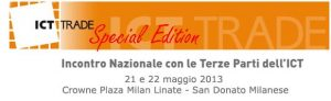 Ict Trade 2013