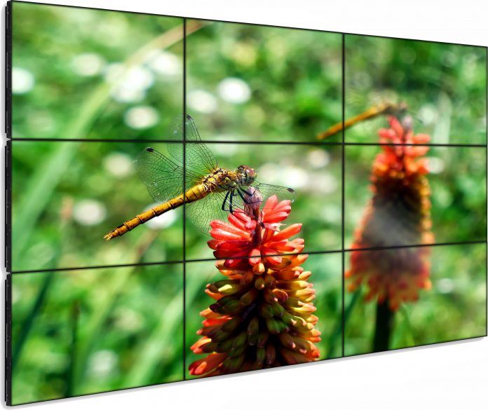 BDL4682XL - Signage video wall