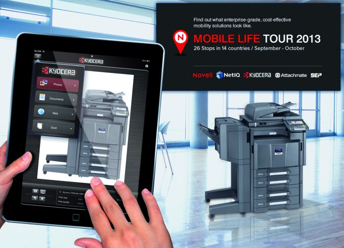 KYOCERA_mobile life tour