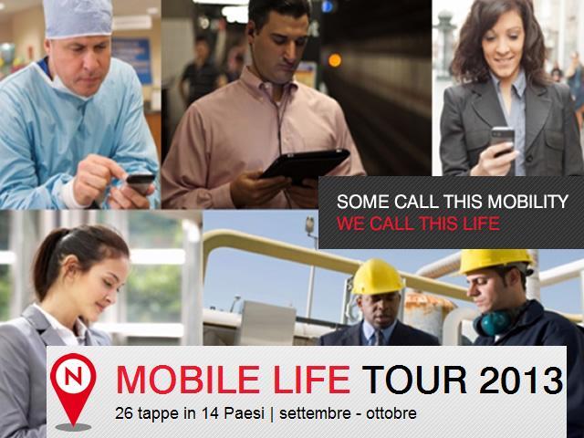 Mobile Life Tour 2013