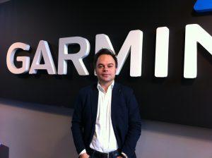 Matteo Giammarino Sales Manager Consumer Electronics Garmin