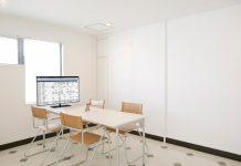 display LFE6 sala riunioni