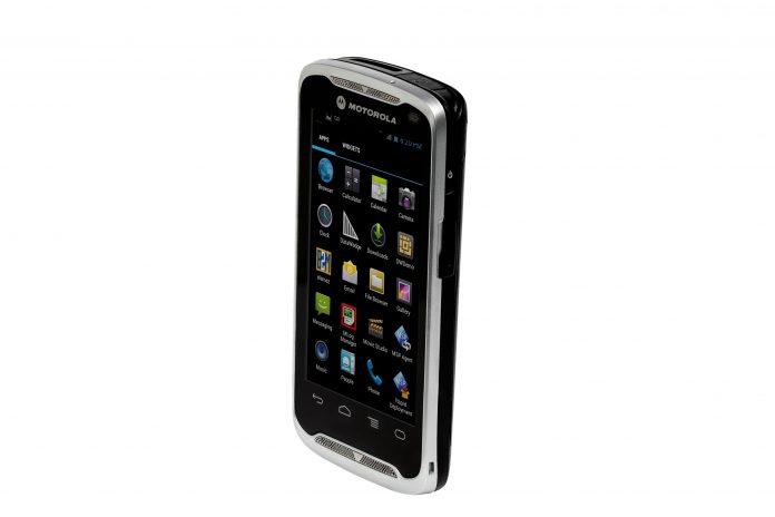 Motorola TC55 dynamic