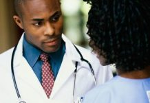 dottore di colore