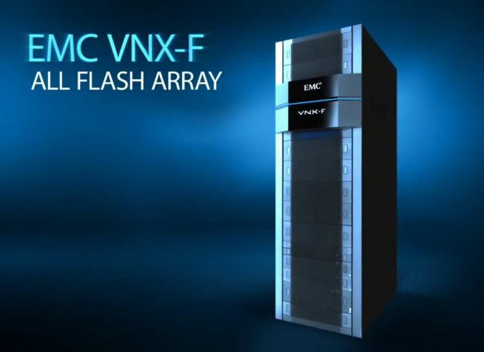 EMC_VNX-F All Flash Array