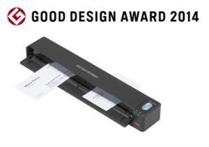 Fujitsu ScanSnap iX100 Award
