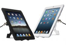 iPad lock case bundle