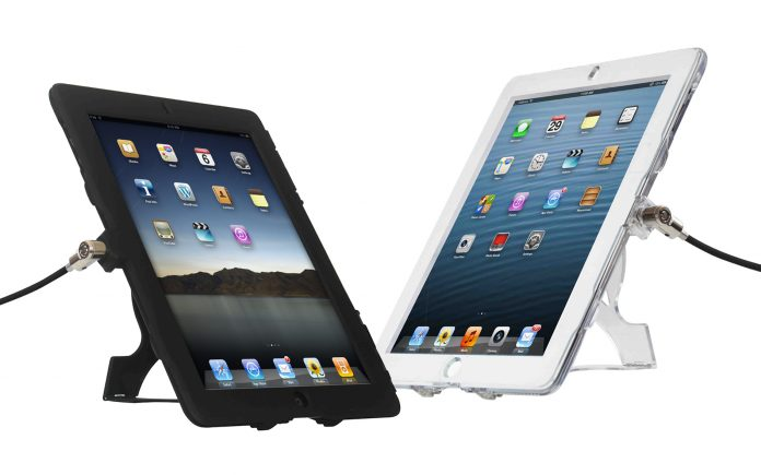 iPad lock case bundle