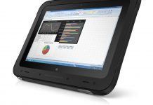 HP ElitePad 1000 Rugged Tablet Front