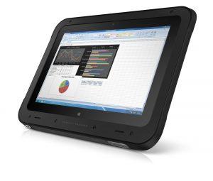 HP ElitePad 1000 Rugged Tablet Front