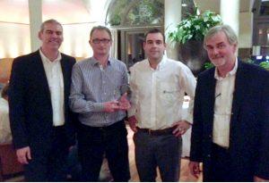 03-15_Avnet-Abacus_Excelsys-award_Dermot-Flynn_Don-Schriek_Conor- Duffy_Gary-Duffy