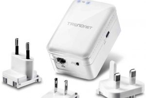 Router wireless AC750 di TRENDnet