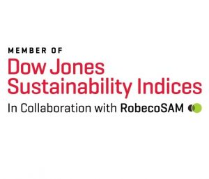Logo Dow Jones Sustainability Indices