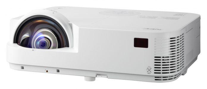 M353WS projector_NEC