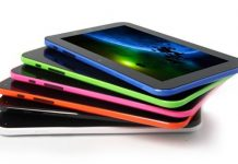 Tablet-colour-line