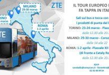 ZTE TOUR_ invito