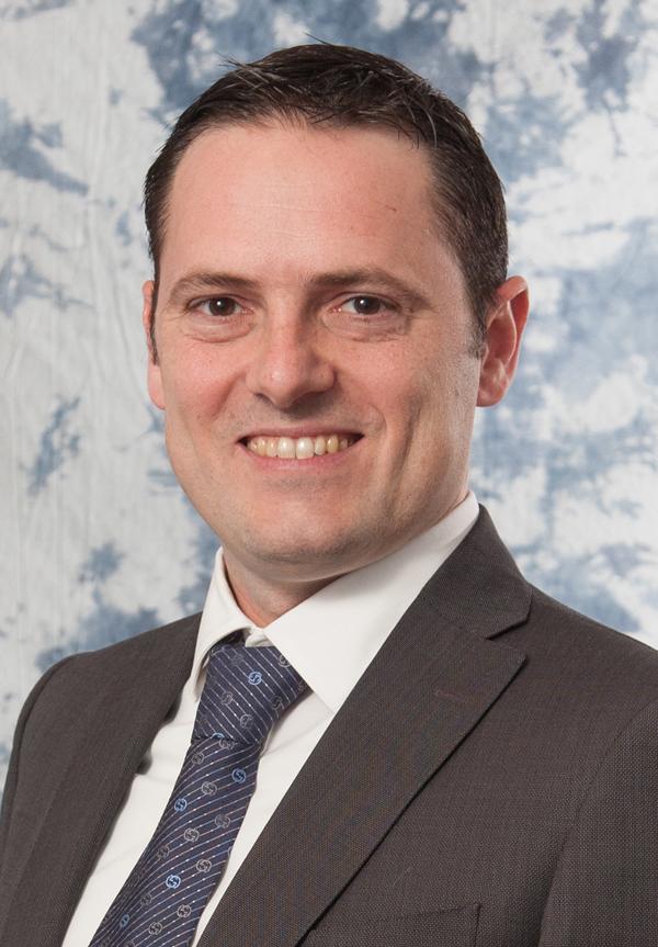 Enrico Sgarabottolo Sales Director TIGI NEC