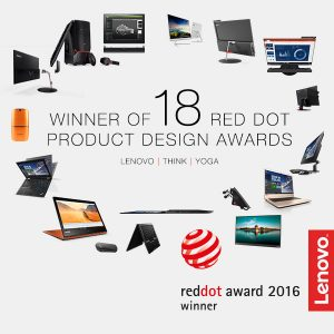Red Dot Product Design Award 600x600