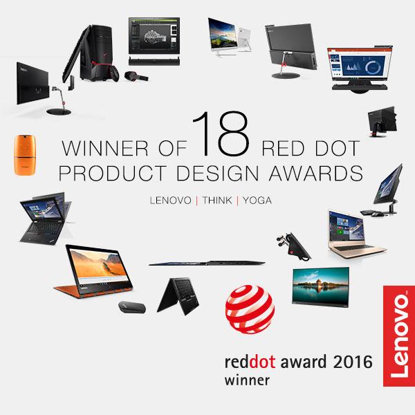Red Dot Product Design Award 600x600