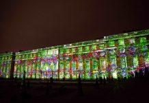 Historic Royal PalacesHampton Court 500th Anniversary Show. April 3 2015.