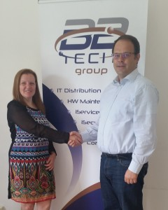 Accordo BB Tech Group (Giampaolo Bombo CEO) - Blue Eagle Technology (Barbara Abeni CEO)