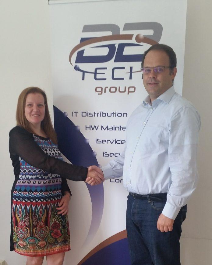 Accordo BB Tech Group (Giampaolo Bombo CEO) - Blue Eagle Technology (Barbara Abeni CEO)