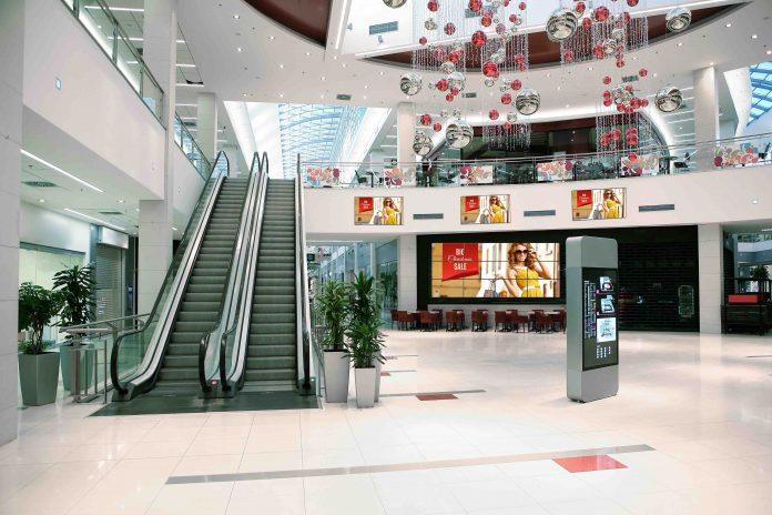Centro Commerciale EF1
