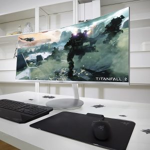 CF791 QD Curved Monitor