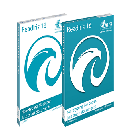 Readiris-16-OCR-Software