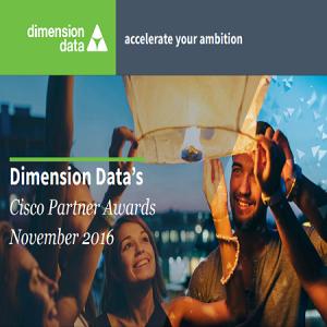 cisco partner awards