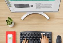 MK850 Performance Wireless Keyboard e il Mouse Combo