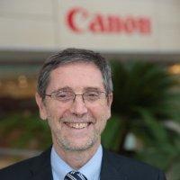 Massimo Marcati, Canon Italia